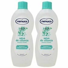 Nenuco Agua De Colonia Cologne Agua De Colonia 20oz./600ml (Pack of 2)