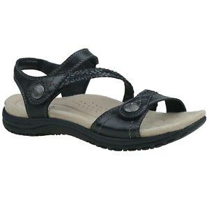 Planet Shoes Comfort Leather CROP Black