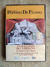 Un ragazzo di campagna - teatro di Peppino De Filippo - DVD