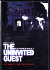 The Uninvited Guest (DVD, 2006, Widescreen, Spanish Audio,English Subtitle) NEW