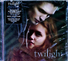 TWILIGHT - CD SOUNDTRACK - ATLANTIC - STILL SEALED