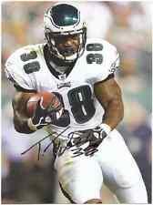 "Thomas Tapeh Autographed Philadelphia Eagles 8"" x 10"" Photo w/COA Certification."