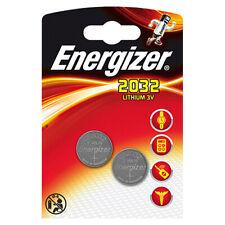 10 x Energizer Lithium DL2032 CR2032 , 5 x 2er Blister, MHD 7/2023