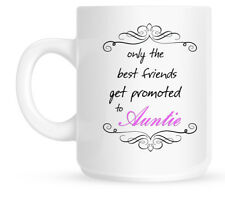 Humour Funny Novelty Mug Best Friend Auntie Kitchen Cup Mug Gift