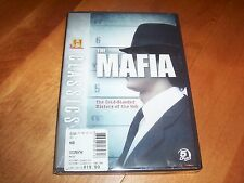 THE MAFIA Organized Crime Mob Boss Mobs History Classics Channel 5 DVD SET NEW