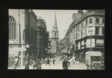 Glos Gloucestershire BRISTOL High St c1920/30s? RP PPC by Hepworth