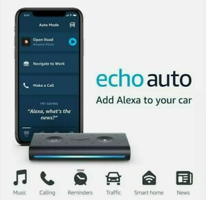 Amazon Echo Auto: Hands-Free Alexa for Your Car and Phone