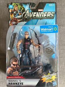 Marvel hawkeye Wal-Mart exclusive Collectors Base