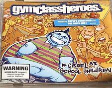 Gym Class Heroes - As Cruel As School Children CD Album in VG Condition