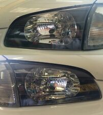 TOYOTA STARLET GLANZA V HEADLIGHTS HEAD LIGHTS EP91