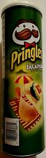 NEW PRINGLES JALAPENO FLAVORED POTATO CHIPS 5.5 OZ FREE WORLDWIDE SHIPPING