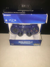 Sony PS3 DualShock 3 Wireless Controller Metallic Blue