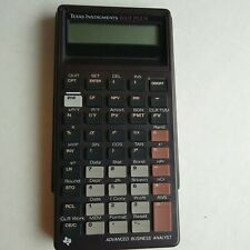 Texas Instruments Ba Ii Plus Financial Calculator Tested and Works