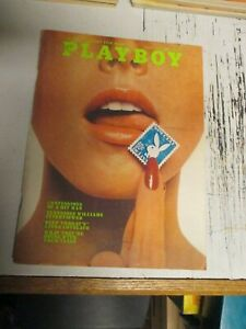 Playboy Magazine April1973 (Linda Lovelace)