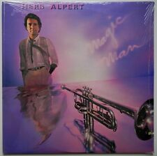 LP US**HERB ALPERT - MAGIC MAN (A&M RECORDS '81 / COVER CUT-OUT)**27072