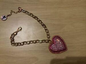 Barbie Tarina Tarantino Heart necklace