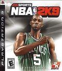 NBA 2K9 (Sony PlayStation 3, 2008) DISC IS MINT