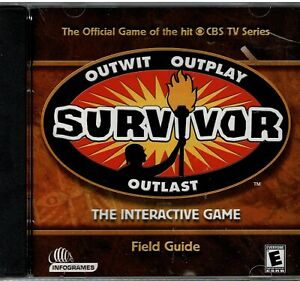 Lot of 15 Survivor The Interactive Game Pc All Sealed New