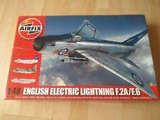 AIRFIX 1/48 LIGHTNING F2A/F6 VERSION