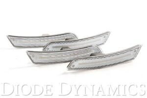 LED Sidemarkers for 2016-2019 Chevrolet Camaro (set) - Clear Diode Dynamics