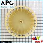 Maytag Whirlpool Dryer Blower Wheel With Clamp Part # Y303836 photo