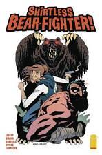 SHIRTLESS BEAR-FIGHTER #2 (OF 5) CVR C MACLEAN IMAGE 1st Print 26/06/17 NM