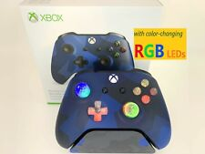 Limited Midnight Forces II Xbox One Controller w LED MOD iPhone Android PC