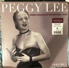 Peggy Lee World Broadcast Recordings Vol 1 (1955) RSD 2021 Pink Vinyl Ltd Ed LP photo