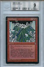 MTG Ice Age Jokulhaups BGS 9.0 (9) Mint Magic Card 10 Centering 6932
