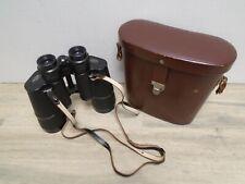 Carl Zeiss Jena Jenoptem 7x50 W Multi Coated Binoculars in Case