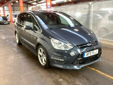 11 FORD S-MAX 2.0 TDCI TITANIUM X SPORT - 1F/OWNER, 1/2 LEATHER, **PAN ROOF**
