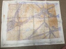 Vintage 1964 Bryce Canyon World Aeronautical Chart