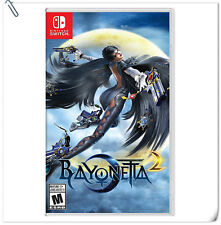 2 IN 1 SWITCH Bayonetta 1 + 2 Nintendo Beat 'em Up Games