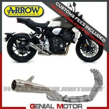 Full Exhaust Arrow Pro Race Nichrom Honda Cb 1000 R 2018 > 2020