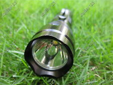 Ultrafire WF-502B CREE XM-L T6 750 Lumens Single Mode Warm White LED Flashlight