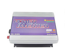 600W Inverter 12V/120V/60Hz, PURE SINE WAVE, for solar system, for photovoltaic
