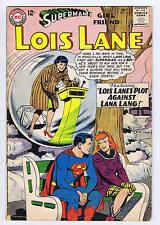 Superman's Girl Friend Lois Lane #50 DC Pub 1964