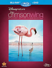 The Crimson Wing: Mystery of the Flamingos (Blu-ray/DVD, 2010, 2-Disc Set)