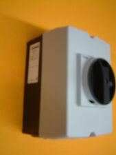 Trennschalter GAZ016B 3pol. 16A im Gehäuse IP65 LOVATO