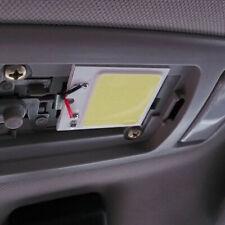1Pc 48SMD COB 4W Panel LED T10 Car Interior Panel Light White 12V Dome Lamp Bulb