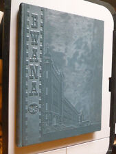 Bwana Yearbook Roosevelt High School St. Louis WW 2 With 2 Paper Souvenirs 1945