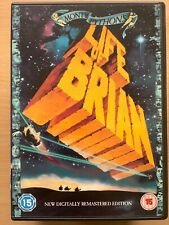 The Life of Brian Dvd 1979 Monty Python's British Comedy Movie Classic