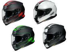 Shoei NXR flagger casco de motocicleta