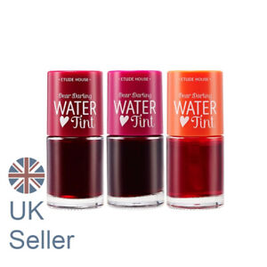Etude House Dear Darling Water Tint 9.5g, Lively and Energetic lips, UK Seller
