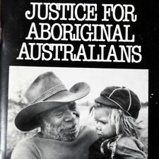 Justice For Aboriginal Australians by Elizabeth Adler, Council of Churches Book