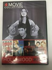 4 Movie Collection Hollywood Hits [Silverman/Book/Hexed/Life] 2012 2-DVD Set NEW
