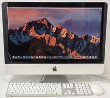 "Apple iMac 21.5"" 3.06GHz 4GB RAM 500GB HD MB950LL/A OSX Sierra! Grade A! 10,1"