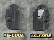 G-Code OSH RTI Glock 19 23 32 Compact Modular RMR Cut Kydex Holster Black