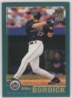2001 Topps Baseball New York Mets Team Set