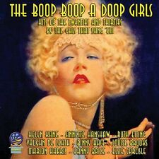 Various Artists - Boop Boop a Doop Girls [New CD]